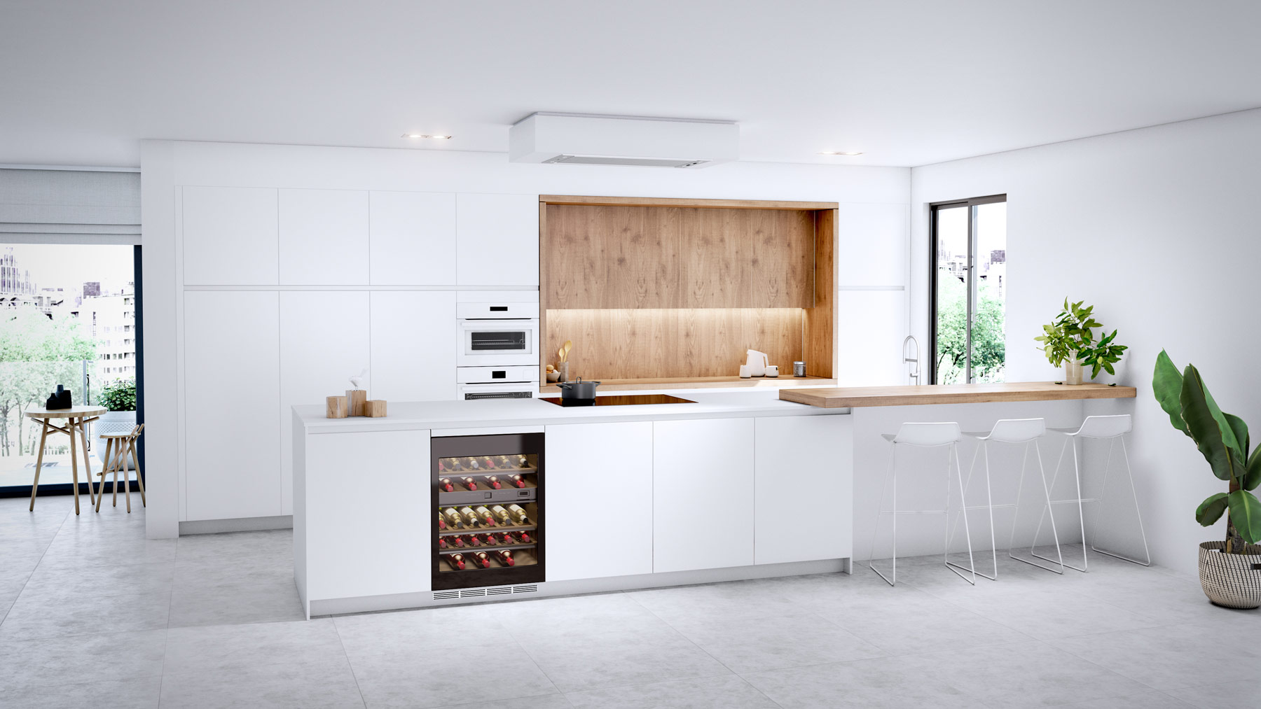 The Kitchen Company | For property developers